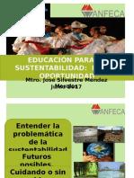 Educación Para La Sustentabilidad Reto y Oportunidad