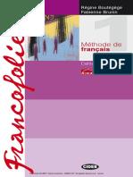 Francofolie 1 Cahier