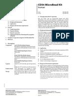 DS CD34 MicroBead Kit h