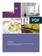 Brochure Title