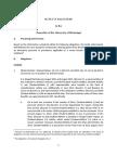2016 University of Mississippi Notice of Allegations (NOA)
