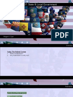 2.3 - The Federal Context