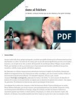 Reseña Pianistas Argentinos de Folclore