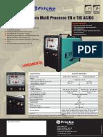Catalogo MaxxiTIG 200P ACDC
