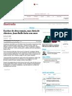 Escritor de Obra Enxuta, Mas Cheia de Clássicos, Juan Rulfo Faria Cem Anos - 16-05-2017 - Ilustrada - Folha de S
