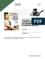Jz Dynrockfusion Lick18 Tab