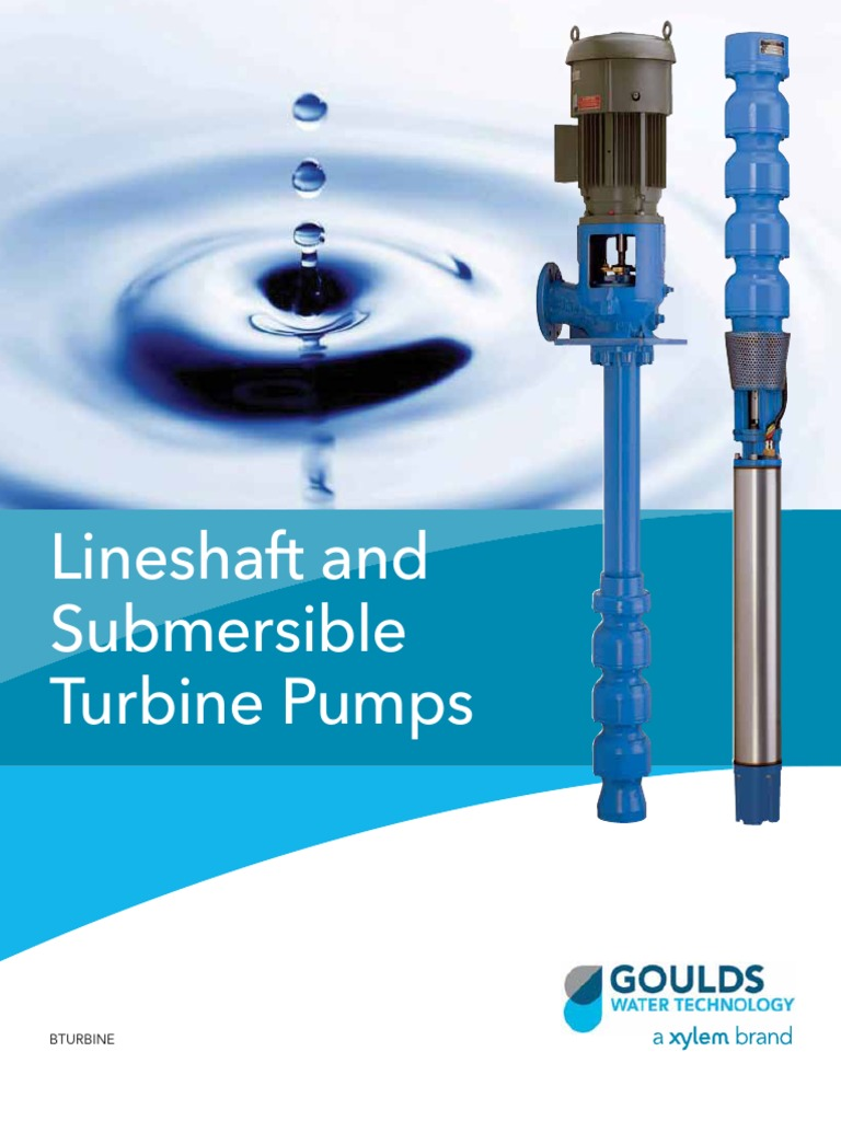 Lineshaft and Submersible Turbine Pumps | Bearing