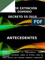 Ley de extinción de dominio EXPOSICION.pptx