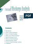 Partial Discharge Analysis