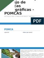 Planes de Ordenamiento y Manejo de Cuencas Hidrográficas