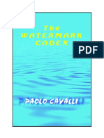 The WATERMARK CODEX Mentalism