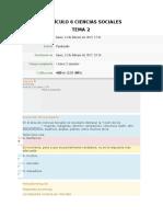 Currículo 6 Ciencias Sociales