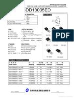 3DD13005ED Jilin