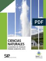 6º Ciencias CT I Sem 2015