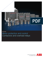 ABB Motor Protection and Control 2016