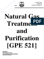Gas Treatment