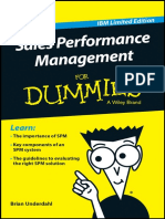 Sales Performance Mgmt