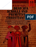 The Dead Sea Scrolls and Primitive Christianity
