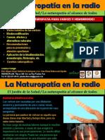 Jardin de La Salud Programa 6 Naturopatia Para Varices