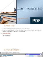 MikroTik Invisible Tools
