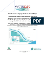WaterNet - Profile Limpopo Basin