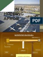 Apron & Holding Apron