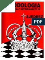 Metodología para la enseñanza y entrenamiento en ajedrez - Ramón Huerta.pdf