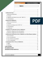 Derecho Civil Patrimonial-conversion-Diferencias Entre Uso, Habitaacion y Otro Derechos Reales