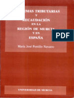 Reformas Tributarias y Recaudaciones en La Region de Murcia y en España