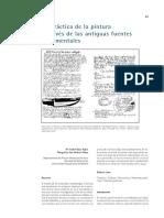 PH 34. Baez y Margarita García Sobre Las Fuentes de La Pintura en La Antigüedad