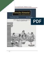 Derecho Notarial y Registal Peru