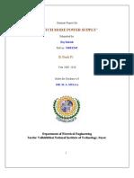 24473965 Seminar Report On