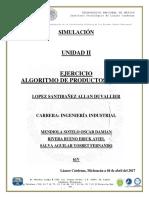 Informe 61v Simulación Algoritmo Producto Medios