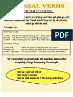 Common Phrasal Verbs in Speaking