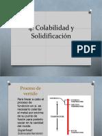 4. Colabilidad y Solidificación Sv
