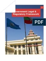 04 Government Legal Regulatory Framework