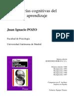 Teorías cognitivas del aprendizaje Pozo .pdf