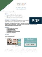 Uso de SurveyMonkey - Guía de Capacitación 2013