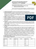 ACTA 03 DE REUNIÓN DE DOCENTES REPRESENTANTES