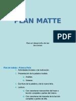 PLAN MATTE 1ª Parte (1).ppt