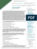 Questões de Legislação Aplicada - Casos - Clm22