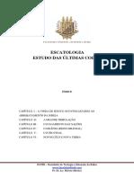 Escatologia e Missiologia