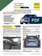 Mercedes C 200 CDI T Modell Classic
