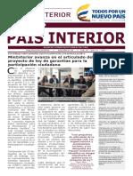 Semanario / País Interior 05-06-2017