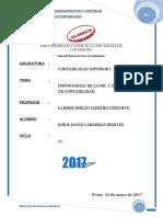 Investigacion Formativa (if) II Unidad