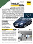 Mercedes B 180 CDI Autotronic