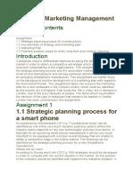 Strategic Marketing Management.docx