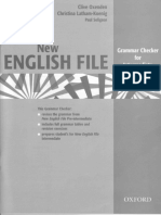 New English File Intermediate - Grammar Checker for Intermediate.pdf