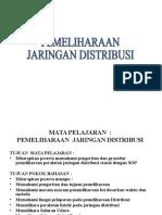 Presentasi 4. Pemeliharaan Gardu Distribusi
