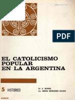 Catolicismo Popular en Argentina
